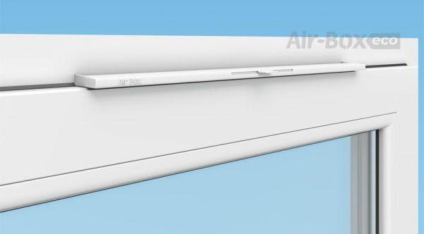 Air-Box Eco Installed