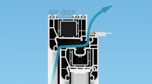 Air-box Comfort Scheme